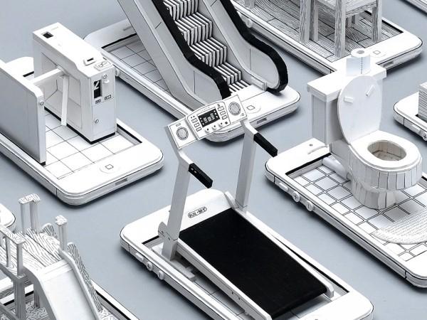 ORDINARY BEHAVIOR | iPHONE